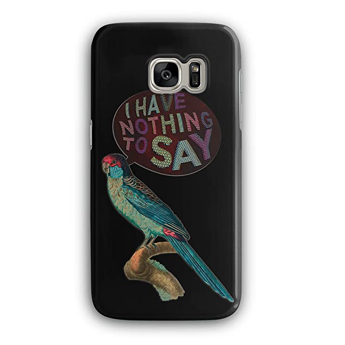 Wellcoda Haben Nichts Sagen Tier 3d Samsung Galaxy S6 Amazonde