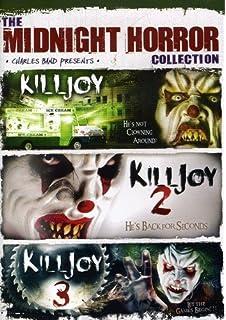 Amazon com: Killjoy [Region 2]: Ángel Vargas, Vera Yell, Lee