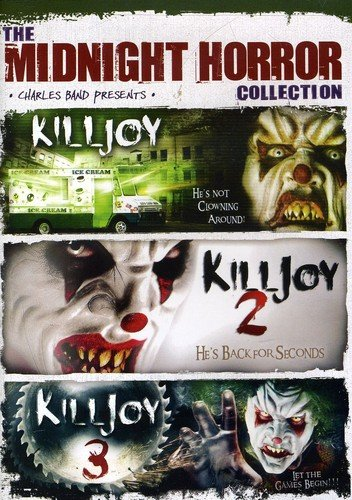 Killjoy / Killjoy 2 / Killjoy 3 (Triple Feature)