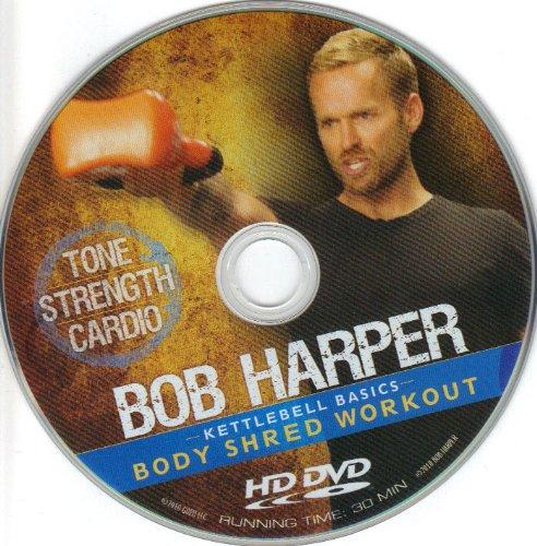 20 Minute Full Body Kettlebell Shred: Kettlebell DVD