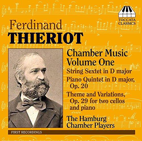 Thieriot: Chamber Music, Vol. - Border Bright Ideas