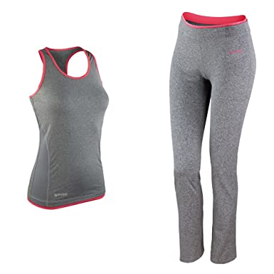 outlet store 463b6 a5563 Damen Frauen Premium Jogging Fitness Set XS Top + Hose ...