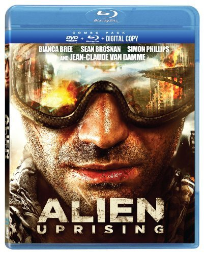 Alien Uprising [Blu-ray Combo] by Phase 4 Films