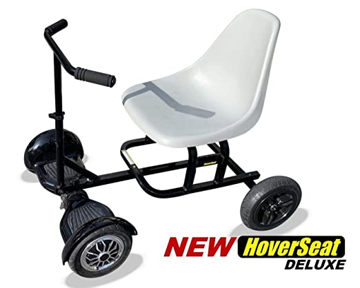 Amazon.com: HoverSeat Deluxe - Asiento para patinete ...