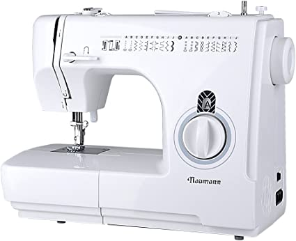 Máquina de coser Naumann 8380 24 programas de costura: Amazon.es ...