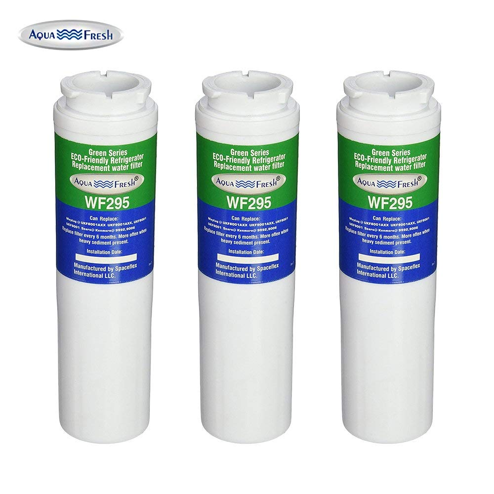 Aqua Fresh Replacement Water Filter for KitchenAid KBFS20EVMS13 / KBFS20EVWH10 Refrigerator Models AquaFresh (3 Pk)