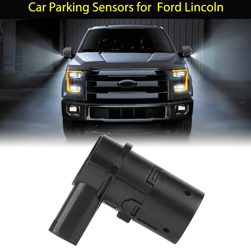 Qiilu Reverse Backup Parking Sensor PDC 4F23-15K859-AA for Explorer Lincoln