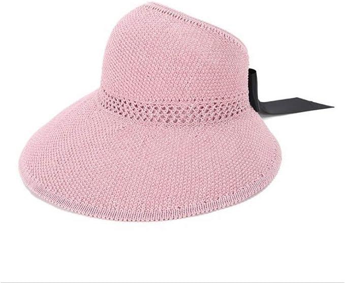 Guuisad - Cappello da sole da donna estivo in paglia per ...