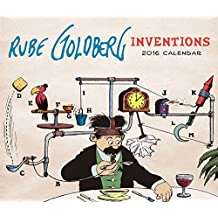 Rube Goldberg Inventions 2016 Wall Calendar
