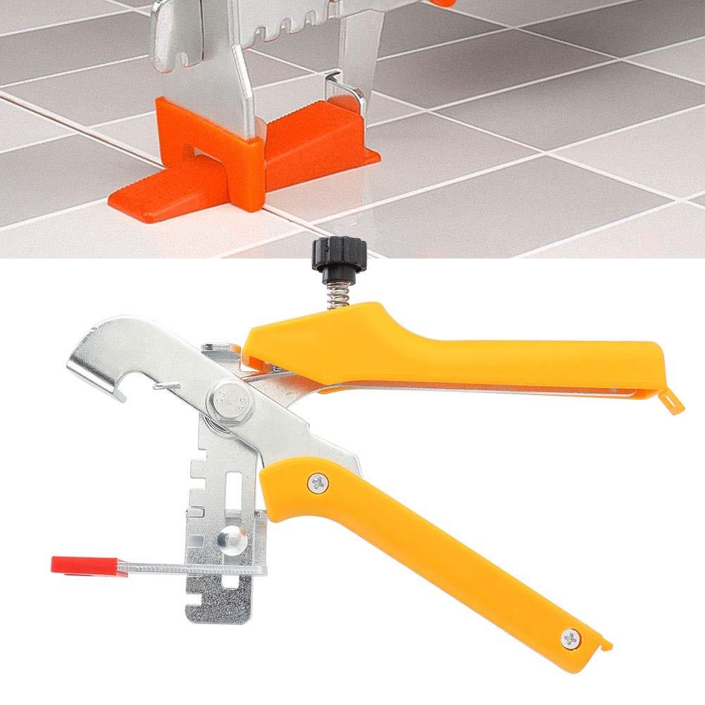 Tile Leveling Plier Tile-Nivellierger/ät Wand-Fliese Plier Tiling Einbauzubeh/ör for Geb/äudewandfliesen