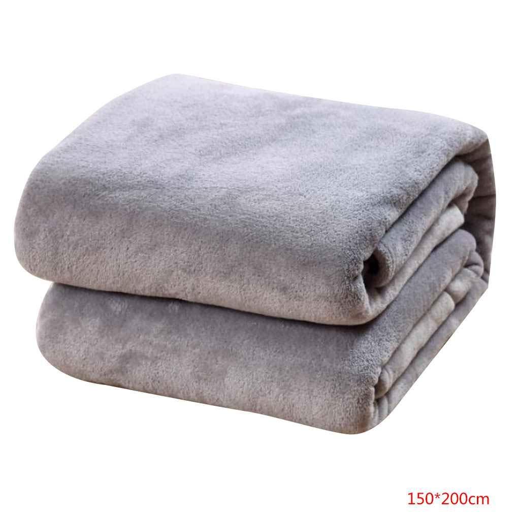 Amazon.com: OmkuwlQ - Colcha de franela para sofá o cama ...