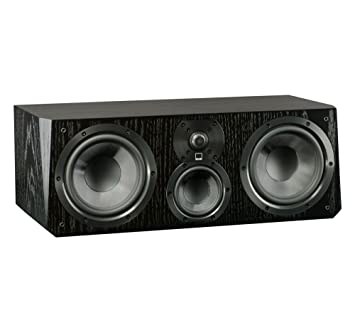 SVS Ultra Center Speaker Black Oak
