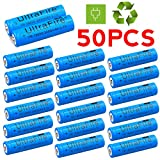 18650 3.7V 3000mAh Li-ion BRC Rechargeable Battery