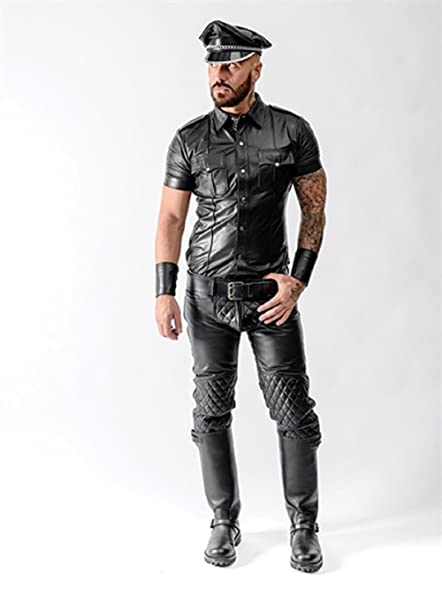ondemand gay leather video