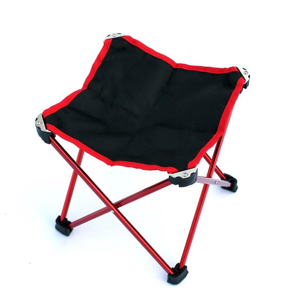 huplueスツール折りたたみ椅子ポータブルキャンプSlacker Chair for BBQキャンプ釣り旅行ハイキングGardenビーチ B07FBFQG61   Medium