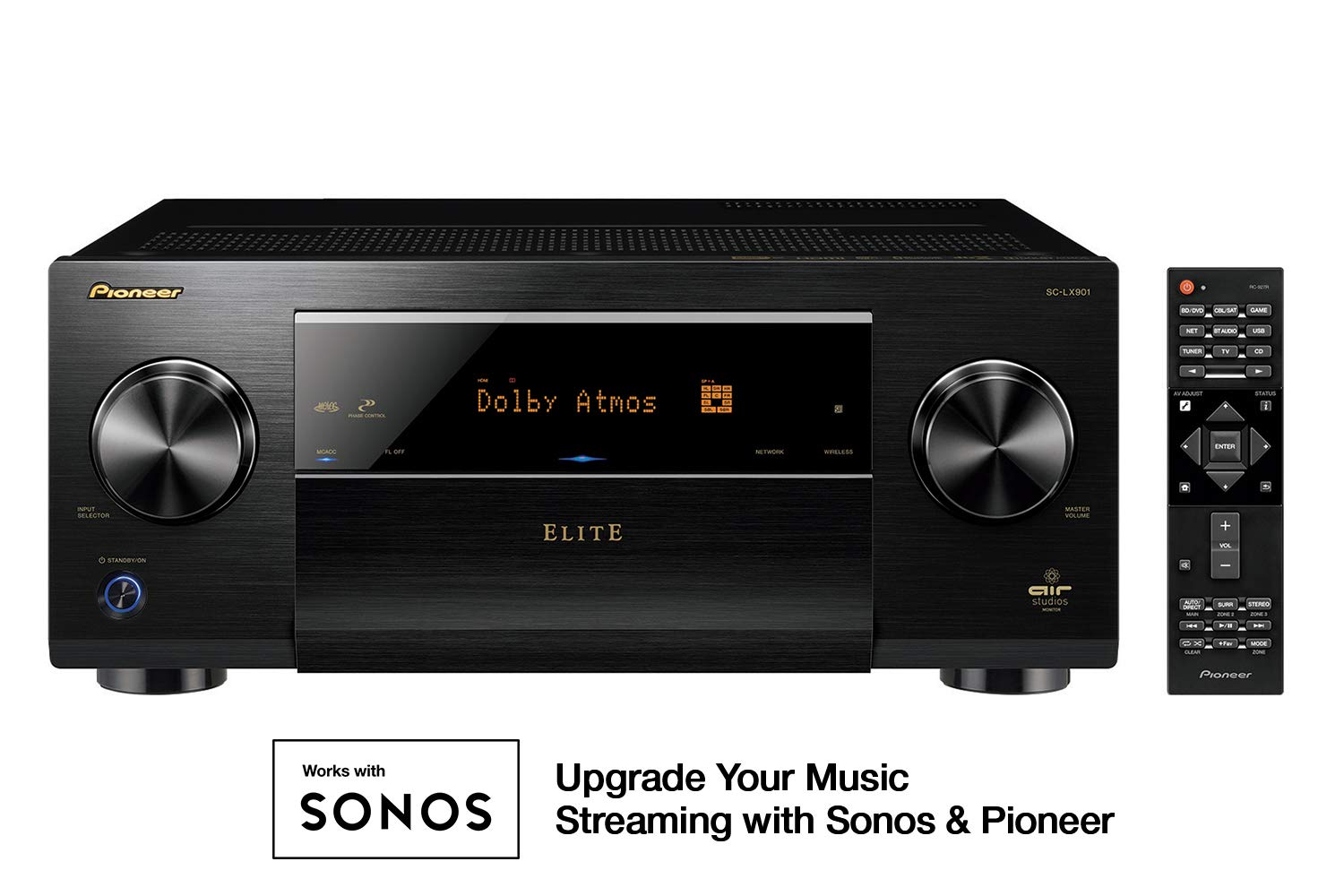 Download Drivers: Pioneer SC-LX78-K A/V Receiver