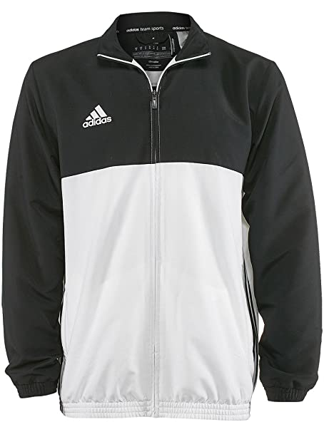 low priced fb469 d84c7 adidas Mens T16 Team Tennis Jacket at Amazon Men's Clothing ...