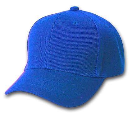 Plain Fitted Curve Bill Hat 8d2c412fadd