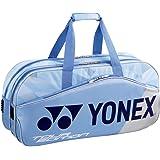 尤尼克斯(YONEX) 网球 包 托纳西包 (用于2根毛毯) BAG1801W 透明蓝色