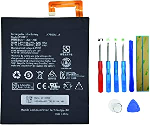 SWARK Replacement Battery L13D1P32 Compatible with Lenovo IdeaPad A8 IdeaPad A8-50 IdeaPad A5500 + Tools