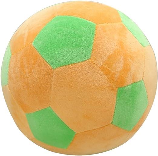 Gjyia 25 cm Forma de fútbol muñeca de Peluche Mascota de Peluche ...