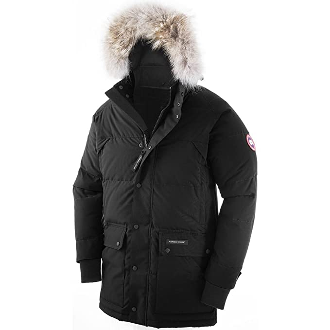 purchase cheap 1aa14 c142d Canada Goose Emory Parka - Men's