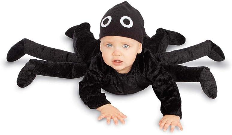 My Other Me Disfraz de Araña con Patas para bebé: Amazon.es ...