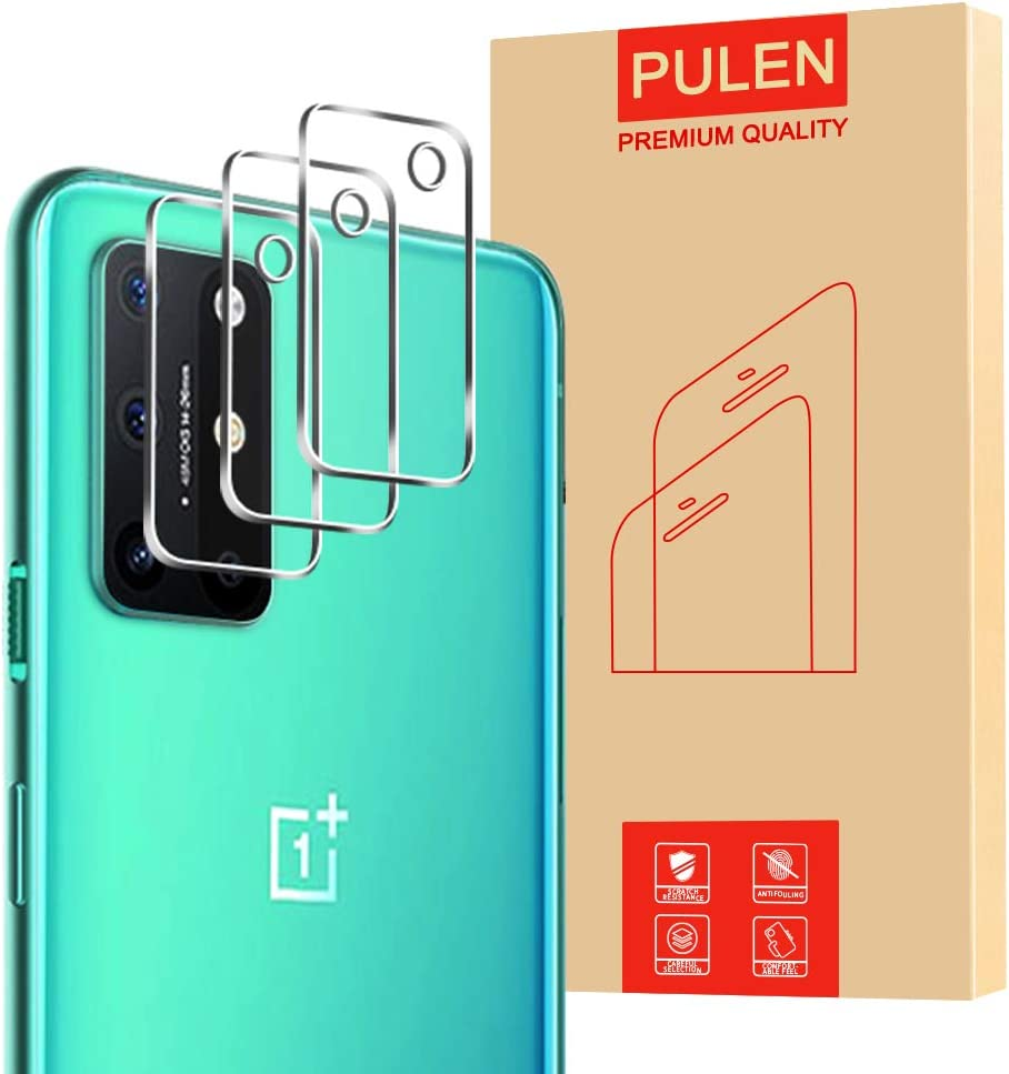 Protector para camara de OnePlus 8T 5G (3 unidades)