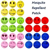 Diamond Hawk 144 Count Mosquito Repellent Stickers Mega Pack| Insect Repellent for Kids | Repellent Mosquito Stickers for Kids | Natural Insect Repellent with Citronella Oil | Pack of 144 | Deet Free