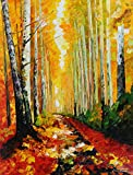 BIRCHES is a One-of-a-Kind, ORIGINAL OIL PAINTING ON CANVAS by Leonid AFREMOV. We asked Leonid to paint some new, exciting and AFFORDABLE LARGE ORIGINALS just for our collectors in the USA. Each of these AMAZING pieces are 36 x 48. They are some of t...