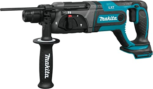 Makita XRH04Z 18V LXT Lithium-Ion Cordless 7 8 Rotary Hammer, Tool Only