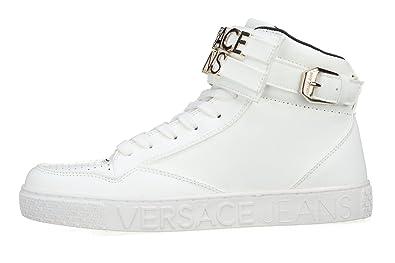 Versace Jeans Linea Cassetta Logata Dis2 003 Metal Lettering  E0YRBSD270112003, Basket - 39 EU fa37645bdd9