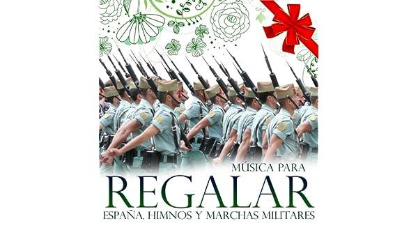 España, Himnos y Marchas Militares de Banda de la Marina & Banda Militar 1ª Región Aerea de Madrid Gran Banda Militar en Amazon Music - Amazon.es