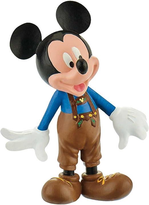 Bullyland Disney,TOPOLINO  Personaggio in PVC Nuovo da collezione