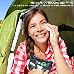 Combat-Wipes-ACTIVE-Outdoor-Wet-Wipes-Extra-Thick-Ultralight-Biodegradable-Body-Hand-CleansingRefreshing-Cloths-for-Camping-Travel-Gym-Backpacking-w-Natural-Aloe-Vitamin-E-25-Wipes-4