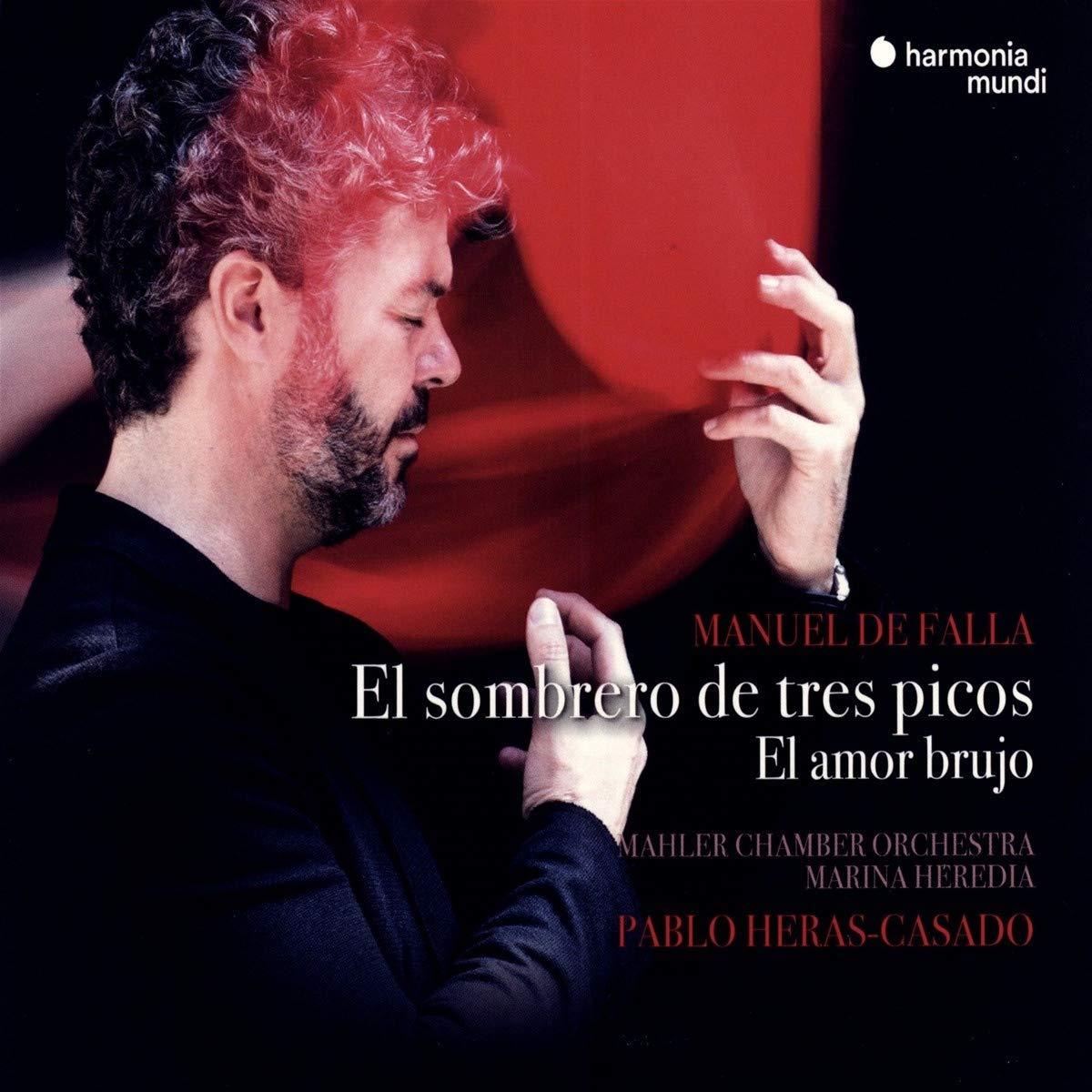 Falla: El sombrero de tres picos, El amor brujo by HARMONIA MUNDI