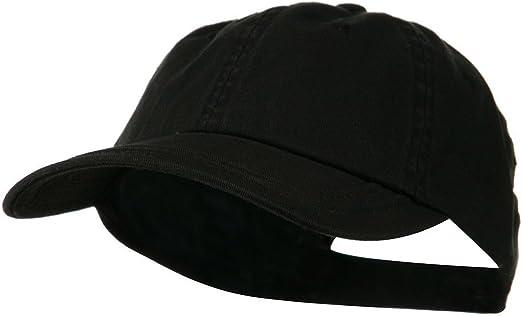 Cool Cap Magic Headwear! NEW Blank Black Adjustable Visor One Size Black