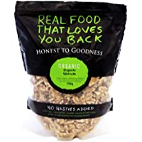Honest to Goodness Organic Walnut Kernels, 750 g
