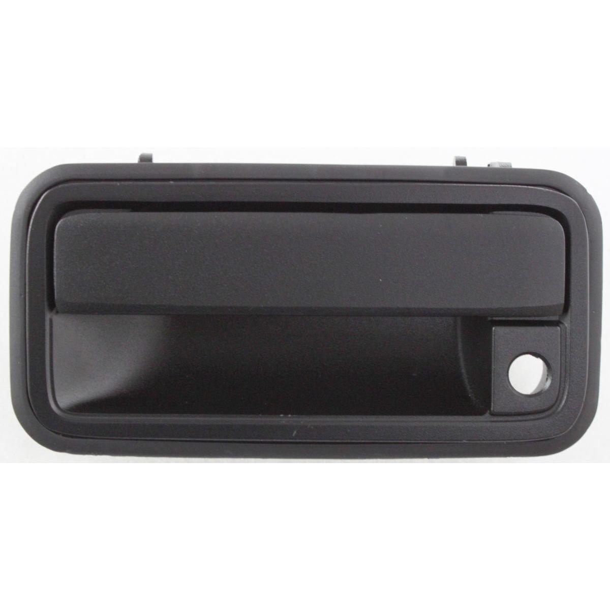 Amazon.com: 88-02 Chevrolet GMC C/K Full Size Pickup Black Front ...