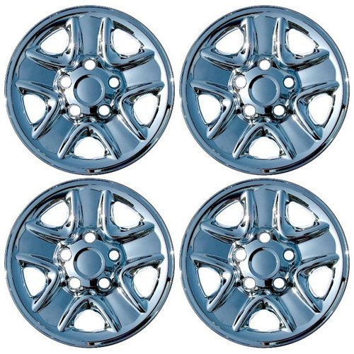 Set of 4 Chrome 18