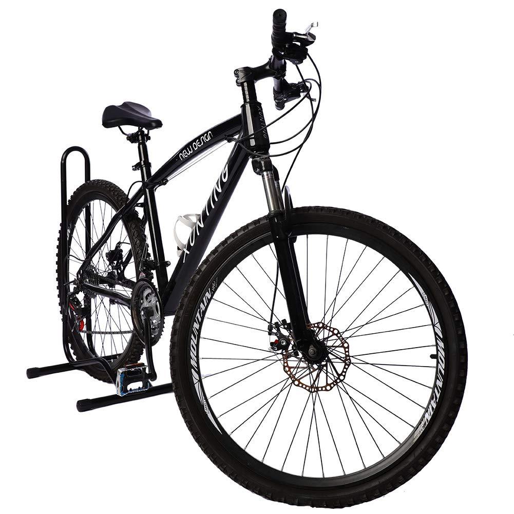 Zerone Soporte de Pie de Bicicleta, Estante para Exposiciones de Bicicletas Accesorios de Bicicleta: Amazon.es: Deportes y aire libre