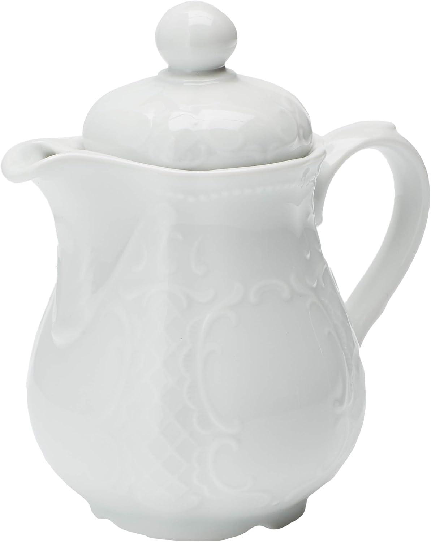Seltmann Cafetera Porcelana Salzburg N1 cafeteras y Juntas: Amazon ...