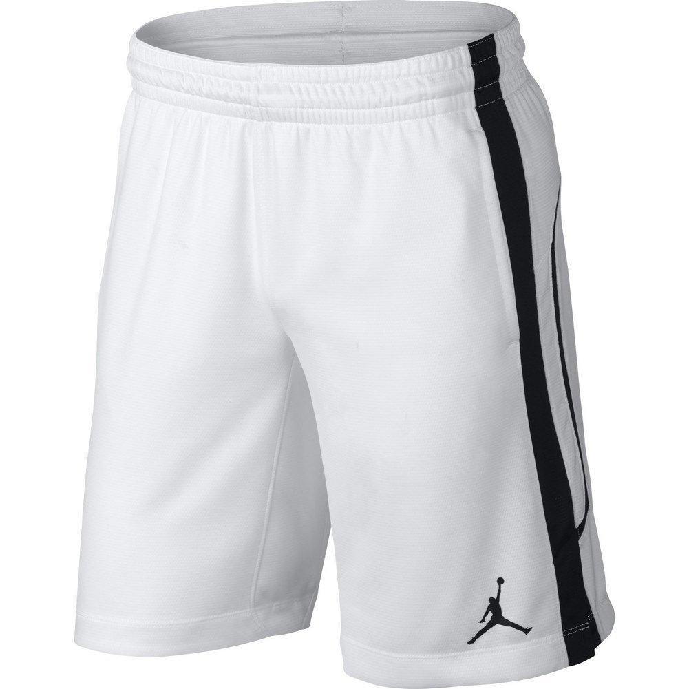 size 40 f17e9 d1166 Nike Short de Basketball AIR Jordan Flight pour Homme en Tissu Blanc  887428-100