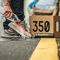 SupBro 鞋面防水喷雾剂300ml超值2瓶装(小白鞋神器 纳米防水防尘防污隔绝脏污 效果可长达4-6周)(亚马逊自营商品,由供应商配送)