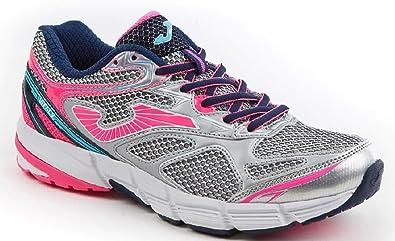 JOMA R.VITALS-712 Zapatilla Running Mujer Gris 40: Amazon.es: Zapatos y complementos