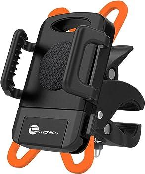 Taotronics TT-SH013 Bike Phone Mount Bicycle Holder (Black)