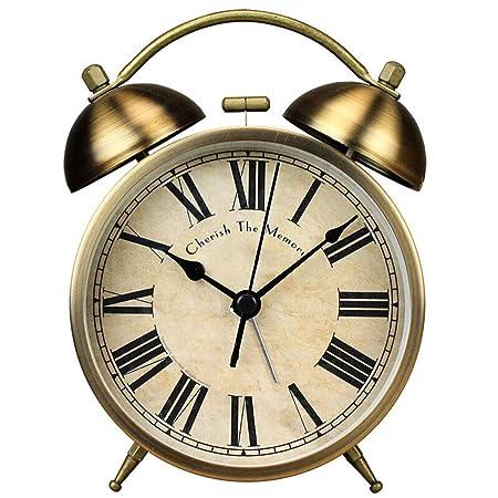 WYFDZBD Reloj Despertador, Silencio, Sala De Estar, Mesa ...
