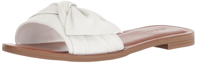 ALDO Women's Enroelia Slide Sandal B078WFT7DJ 8 B(M) US|White