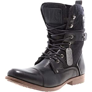 Jump J75 Mens Deploy Military Boot