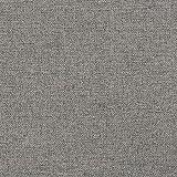 Rivet Revolve Modern Stain-Resistant Sofa, 80W, Grey Weave